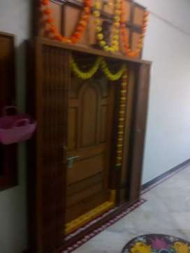 In Shivam Road 1bhk flat for rent near to main road