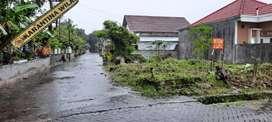 Tanah dijual MURAH cocok untuk bangun guest house ,dekat tempat wisata