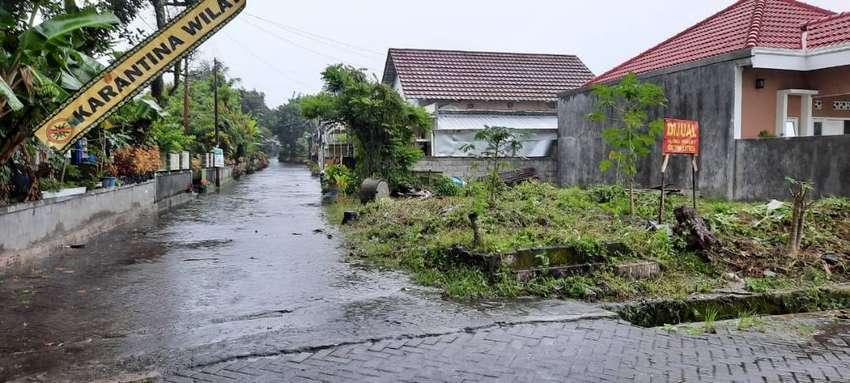 Tanah dijual MURAH cocok untuk bangun guest house ,dekat toll jgj solo