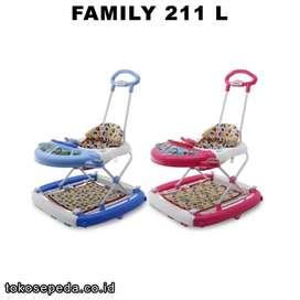Baby Walker Family FB-211L