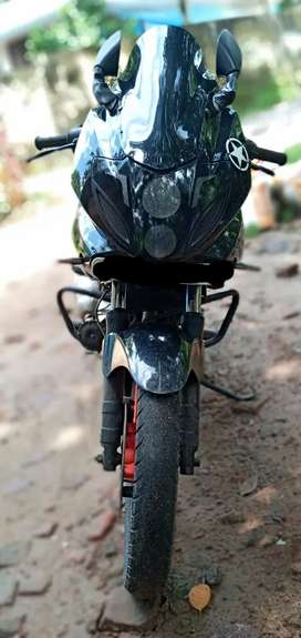 Good condition pulsar220 all papers clear exchange  accepted
