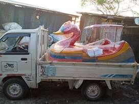 sepeda air murah,pabrik perahu air,bebek air murah,perahu air angsa