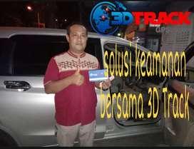 ALAT PELACAK KENDARAAN GPS TRACKER + PASANG_3DTRACK