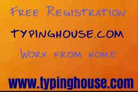 Hiring people for Blogging and typing work/work from home near Perundu