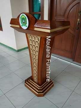 Mimbar logo podium presiden