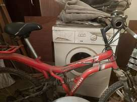 Red Bycycle