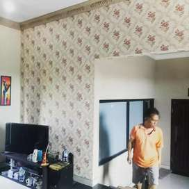Wallpaper dinding alice