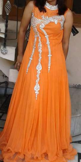 Beautiful gown for wedding party
