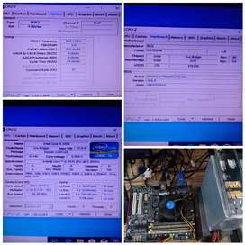 Core i5 3470+ECS H77H2-M unit aja