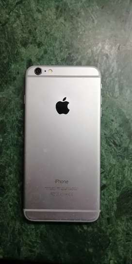 Iphone6plus big display 64GB Good condition single hand use