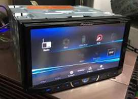 pioneer x4550dvd+ pasang( folks audio)