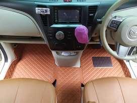 karpet mobil mazda biante tahun 2013-2017 full set