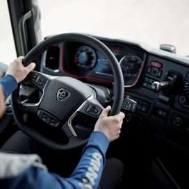 full time / part time driver job available apply now