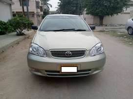 TOYOTA COROLLA ALTIS  GET ON EASY INSTALLMENT