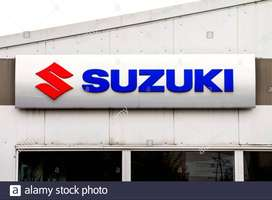 Looking for job contact us now Suzuki motors Hiring new candidates
