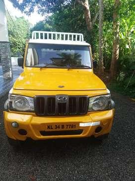 Mahindra Bolero  Plus 2012 , power steering