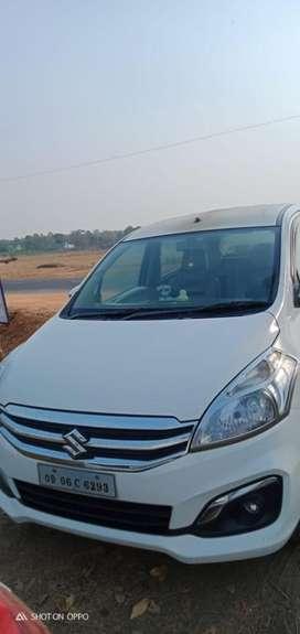 Maruti Suzuki Ertiga SHVS ZDI Plus, 2016, Diesel