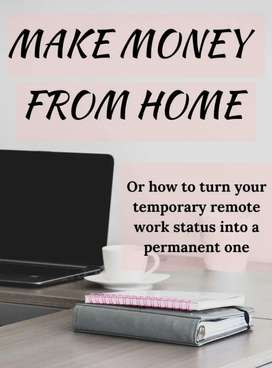 Part time full time Work from home