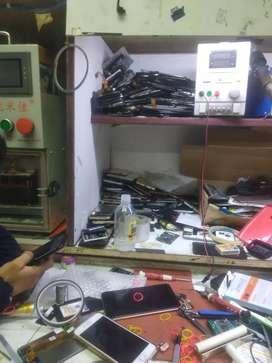 Mobile repairing door to door service