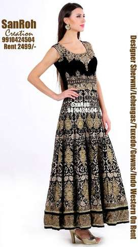 bridal lehnga rent & sale at lowest price