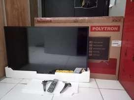 Led Tv Merk Polytron 40 inch