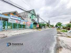 Tanah Dijual Bonus Gudang di Jl. Krangkungan, Concat Dekat Rs JIH