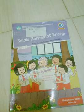 Buku Tema 2 kelas 4