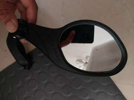 Cycle mirror or handle bar mirror brand new