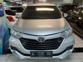 Toyota Avanza E 1.3 2016 Manual/MT Silver