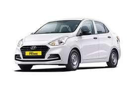 All maharashtra rs.9 km xcent hundai   available with driver