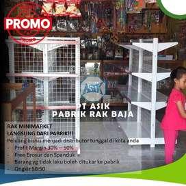 Rak Toko Rak Jualan Rak Ritel Sragen Jawa Tengah