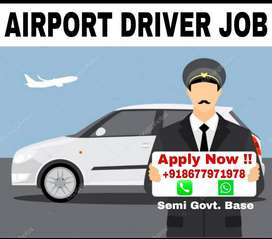 Urgently required driver for kerala airport