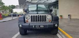 JEEP WRANGLER SPORT MOUNTAIN 3.6 PENTASTAR 2013 HIJAU COLLECTORS ITEM