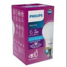 philips led bulb 6 watt
