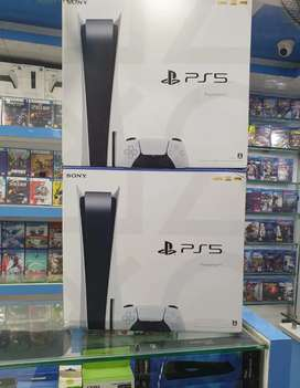 ps5 console disc edition