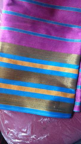 A brand new dress material ( top, bottom and dupatta)