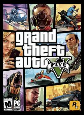 Pc games gta  5