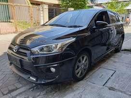 All New Toyota Yaris TRD Sportivo AT Matic warna Hitam 2015