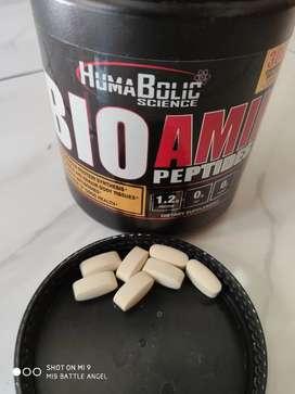 Suplemen Fitness Eceran Amino Isolate Humabolic Amino 100 Tablet BCAA