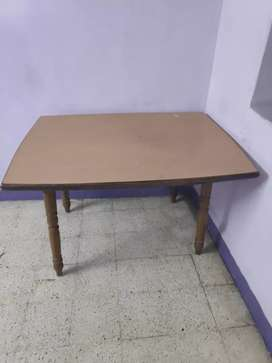 Dining table cum tv table