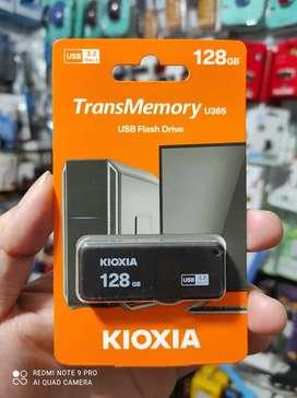 Flashdisk Toshiba Kioxia 128gb 3.0 resmi bisa cod karang empat