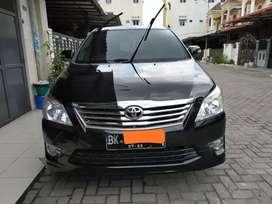 Toyota kijang innova tipe G luxury matic bensin 2012