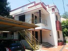 Mannammoola, independent 4BHK house for rent (near Peroorkada)