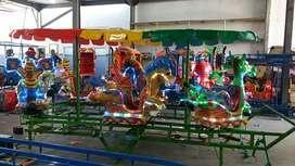oscar pelangi kereta panggung odong odong animal PROMO
