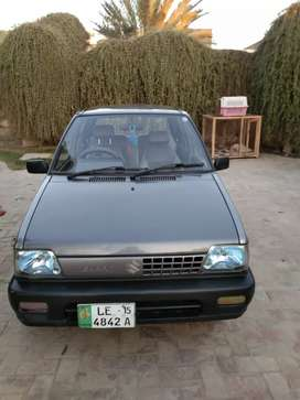 Mehran VX total genuine 100%