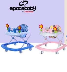 baby walker space baby