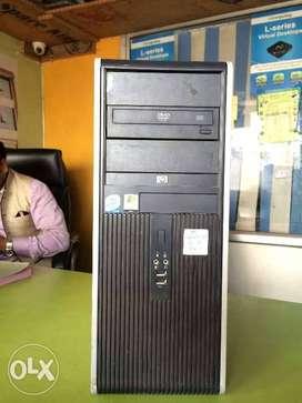 HP Core i5 2nd gen ( 8 gb ram 1 tb hdd ) dvd one month warranty