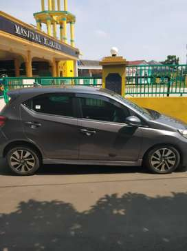 Honda All new Brio (over credit)
