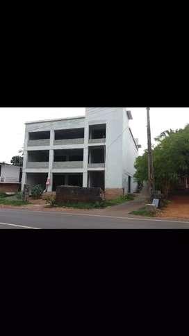 Big Commercial Building +Flats +1House