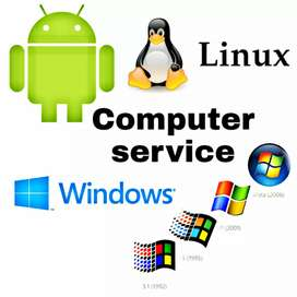 Windows installation services for leptop or computer